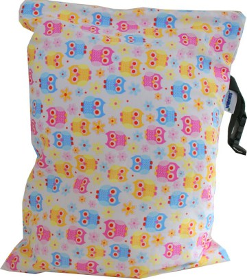 Bolsa Impermeable de Transporte Wahmies Owls