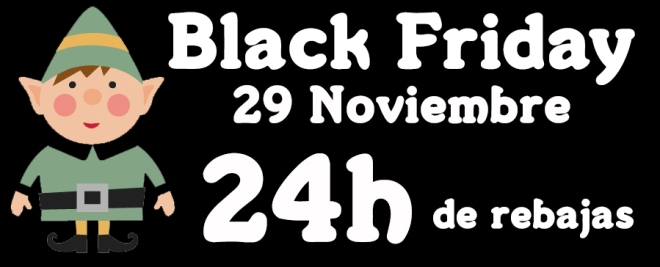 Black friday Ecologicalkids 24h de Rebajas
